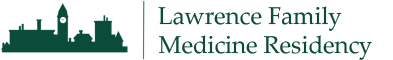 Lawrence Family Medical Residency logo