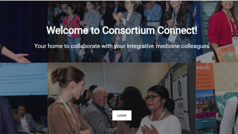 Consortium Connect Block Graphic